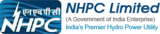 NHPC logo - Govt of india