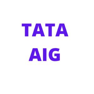 TATA AIG jobs