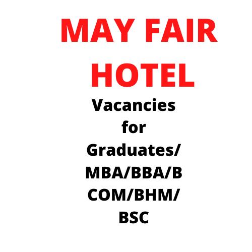 Job in mayfair hotel bbsr