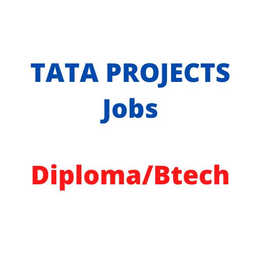 Tata project jobs