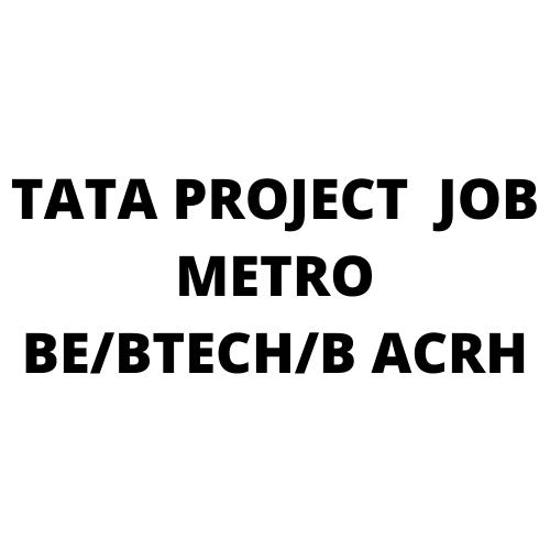 TATA Project job