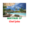 Chef jobs in indian 5 star hotels
