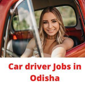 Car driver Jobs in Odisha
