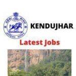 Govt jobs in Keonjhar
