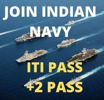 ITI jobs in Indian Navy