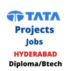 TATA projects jobs in Hyderabad