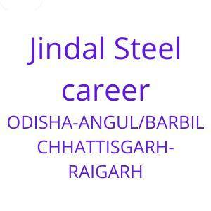 Jindal Steel career