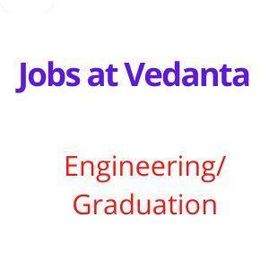 Jobs at Vedanta