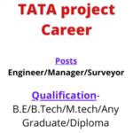 TATA project Career